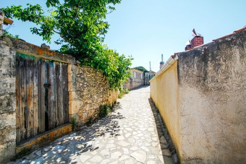 Anafonitria: A paved path.