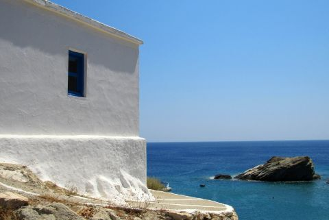 Agios Nikolaos: Agios Nikolaos chapel