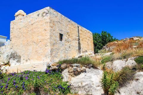 Kefalos: An old house.