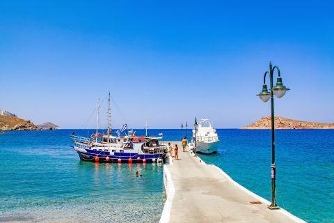 Myrties: At the harbor of Myrties