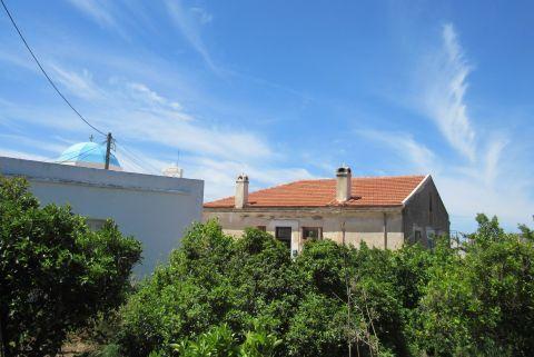 Kaloxylos: Kaloksilos village