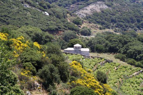 Sifones: View of Saint Ioannis of Precursor