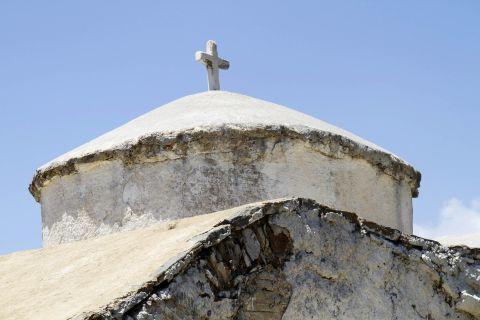 Sifones: Dome of Saint Ioannis of Precursor
