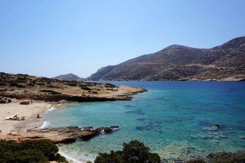 Trypiti: Secluded beach