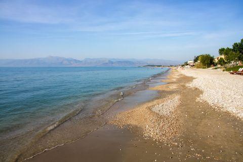 Acharavi: Acharavi beach