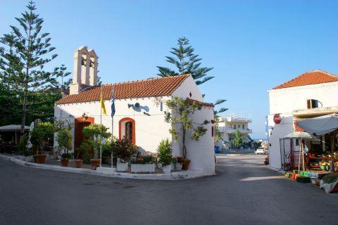 Kissamos: A local chapel