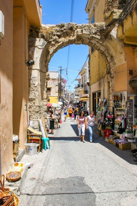 Town: The Big Door (Porta Guora)