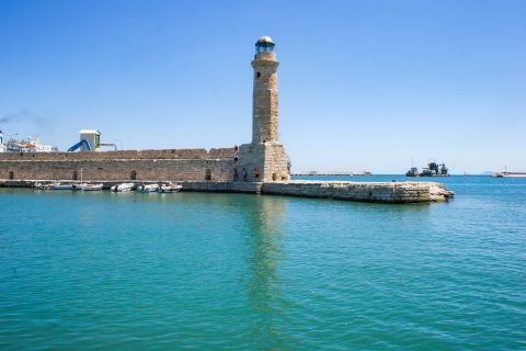 Town: In the heart of the town is the picturesque Venetian port