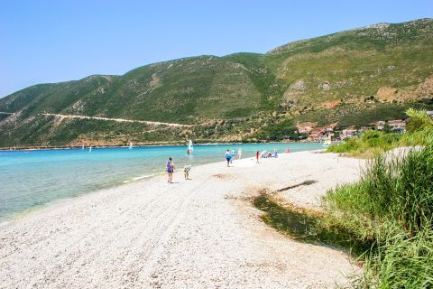 Vassiliki: Beautiful natural surroundings.