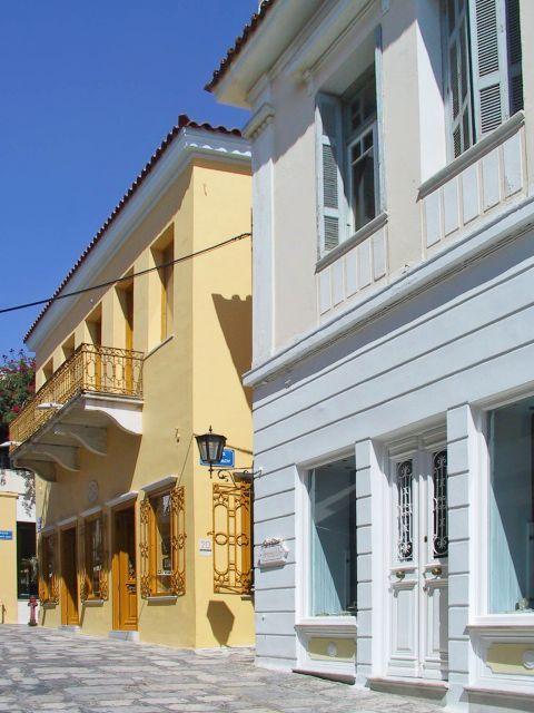 Town: Vintage mansions