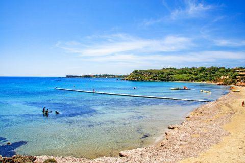 Agios Nikolaos: Amazing sea view.