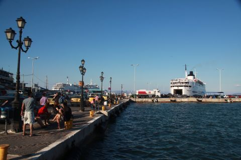Rafina: Port of Rafina