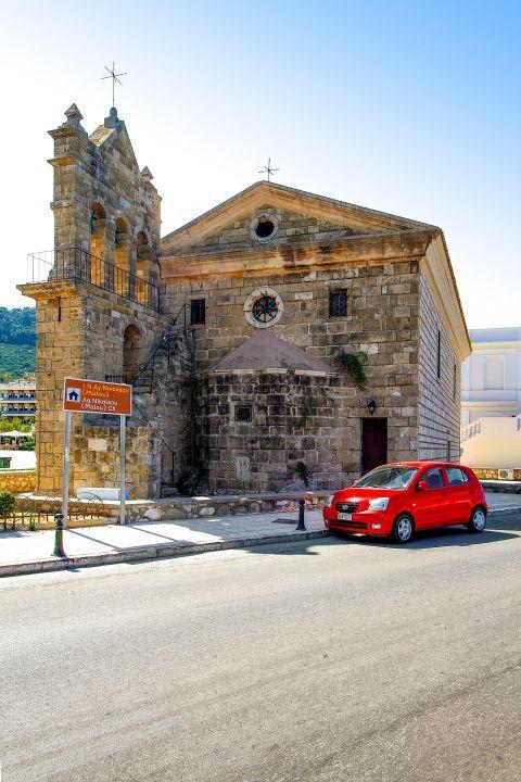 Town: Agiou Nikolaou (Molou) church.