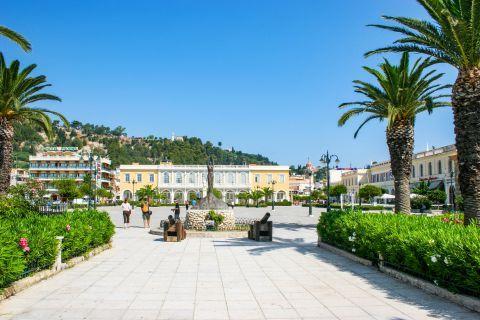 Town: Solomos square.