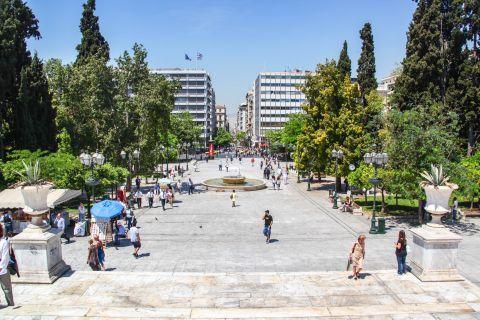 Syntagma: Syntagma Square