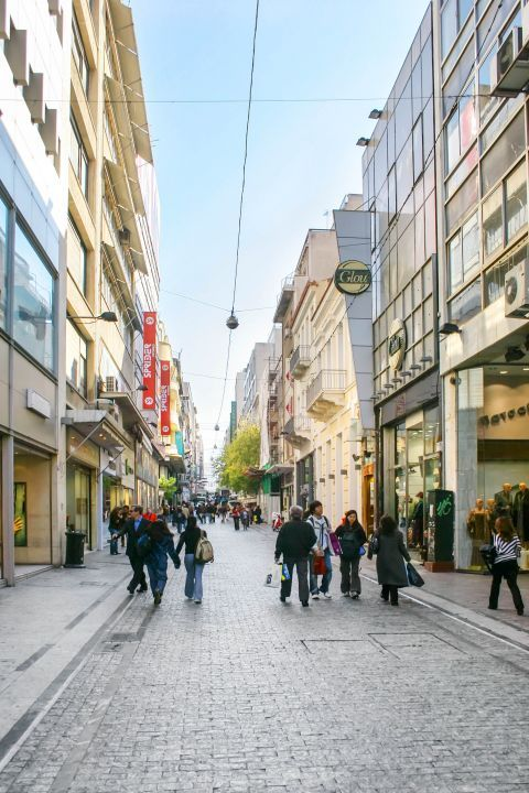 Syntagma: Shopping in Athens