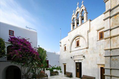 Ano Mera: The Monastery of Panagia Tourliani