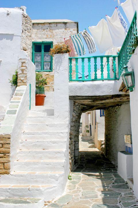 Chora: A Cycladic house