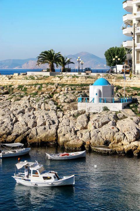 Piraeus: Piraiki in Piraeus