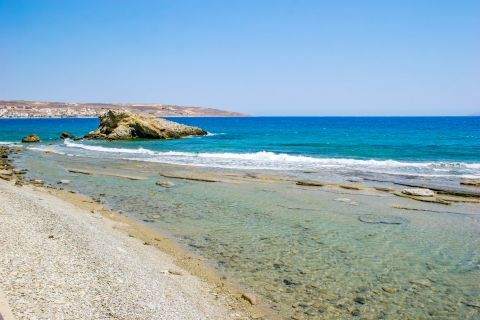 Sitia: Crystal clear waters.