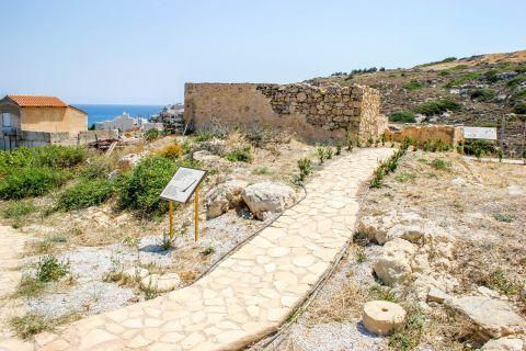 Sitia: Ancients sites in Sitia.