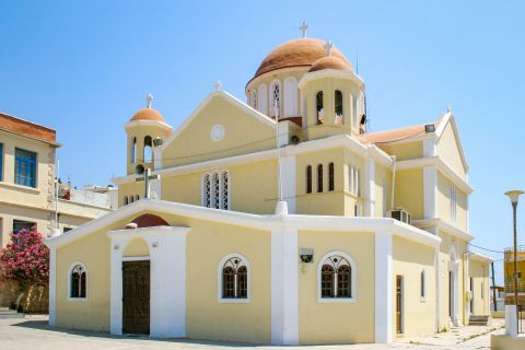 Sitia: Church of Agia Ekaterini in Sitia.