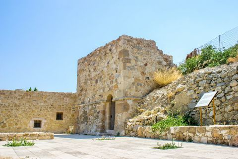 Sitia: Today many cultural events are organized in Kazarma Fortress.