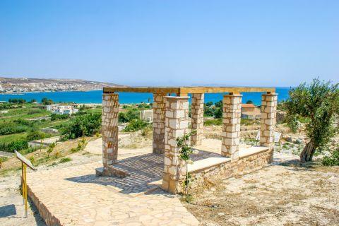 Sitia: Ancient sites and splendid view.