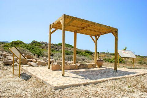Sitia: Ancient sites of Sitia.