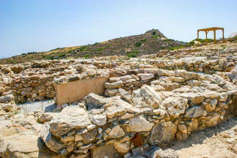 Sitia: Ruins in Sitia.