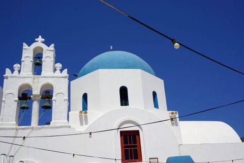 Town: Holy Cross church