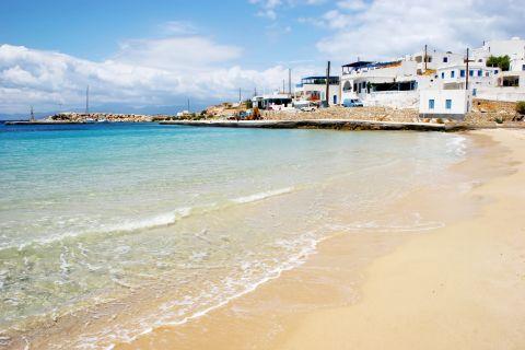 Town: Sandy beach