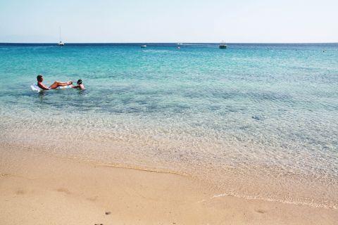 Elia: Crystal clear waters