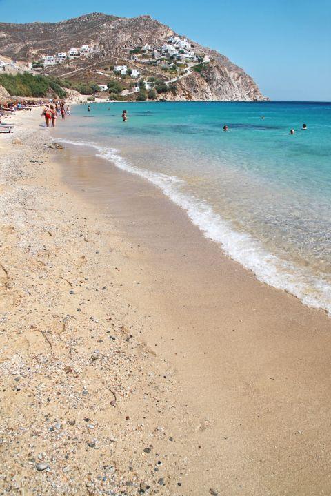 Elia: Elia beach