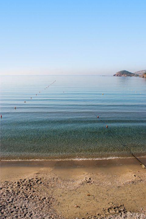 Anavissos: The sandy beach of Anavissos