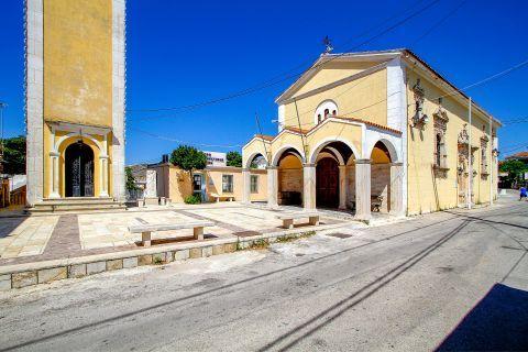 Volimes: A local church.