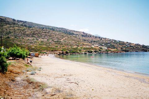Kipri: Kipri beach