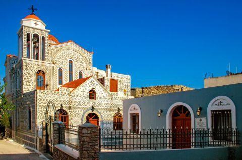 Pyrgi: Impressive church