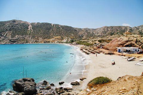 Agia Kiriaki: Beautiful landscape of Agia Kiriaki beach