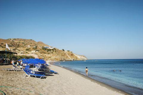 Agia Kiriaki: At the beach of Agia Kiriaki