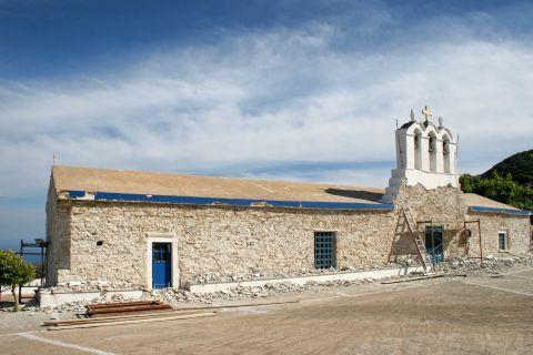 Koronos: An old stone built church