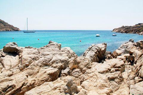 Super Paradise: Abrupt cliffs