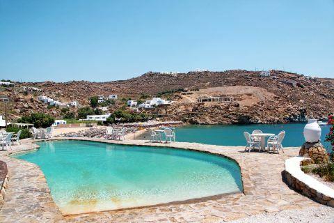 Super Paradise: Luxury villa at Super Paradise