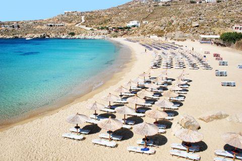 Best 28 Beaches In Mykonos Greece
