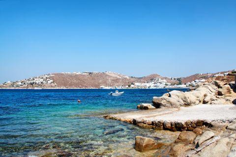 Agia Anna: Panoramic view of Agia Anna beach