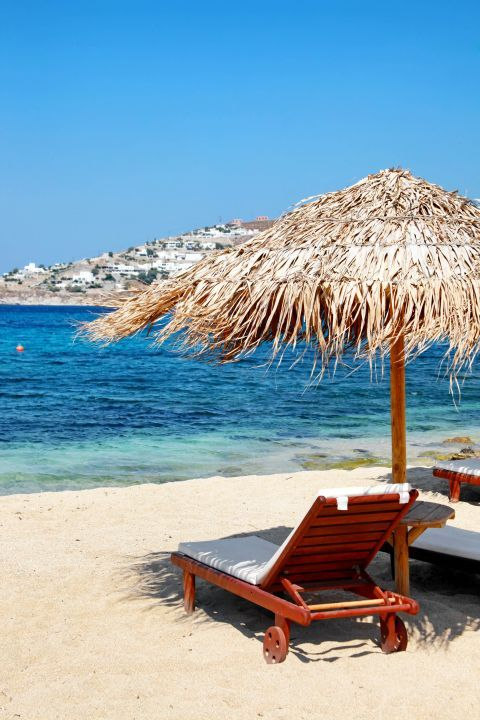 Agia Anna: A beautiful spot for relaxing moments