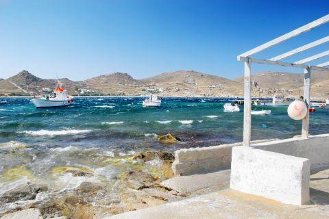 Divounia: Divounia is a lovely fishing settlement