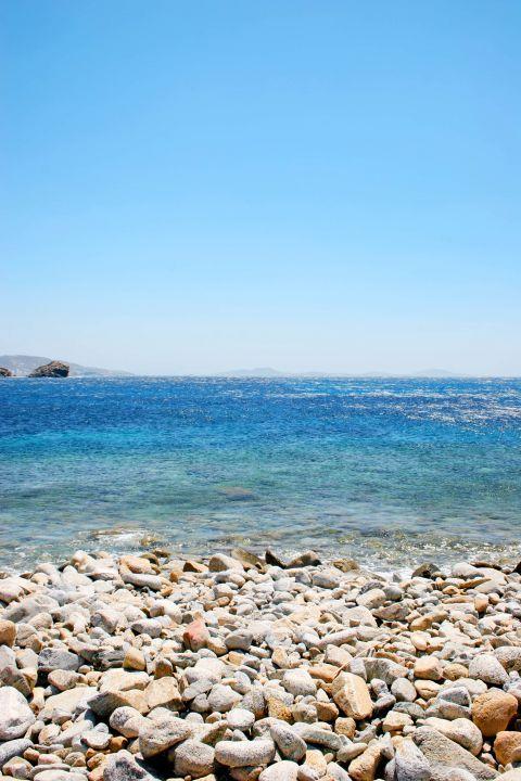 Houlakia: Beautiful seaview