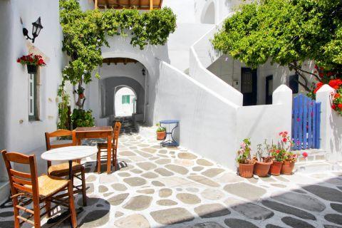 Prodromos: Picturesque neighborhood