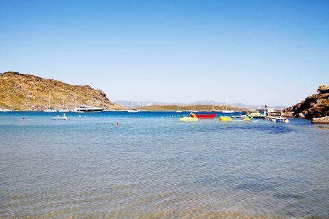 Monastiri: Water sport facilities